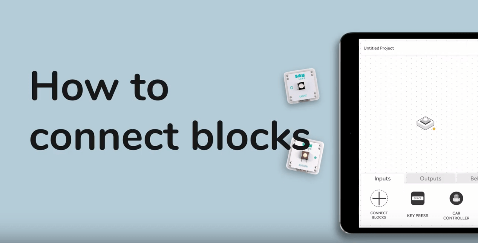 Connect Blocks