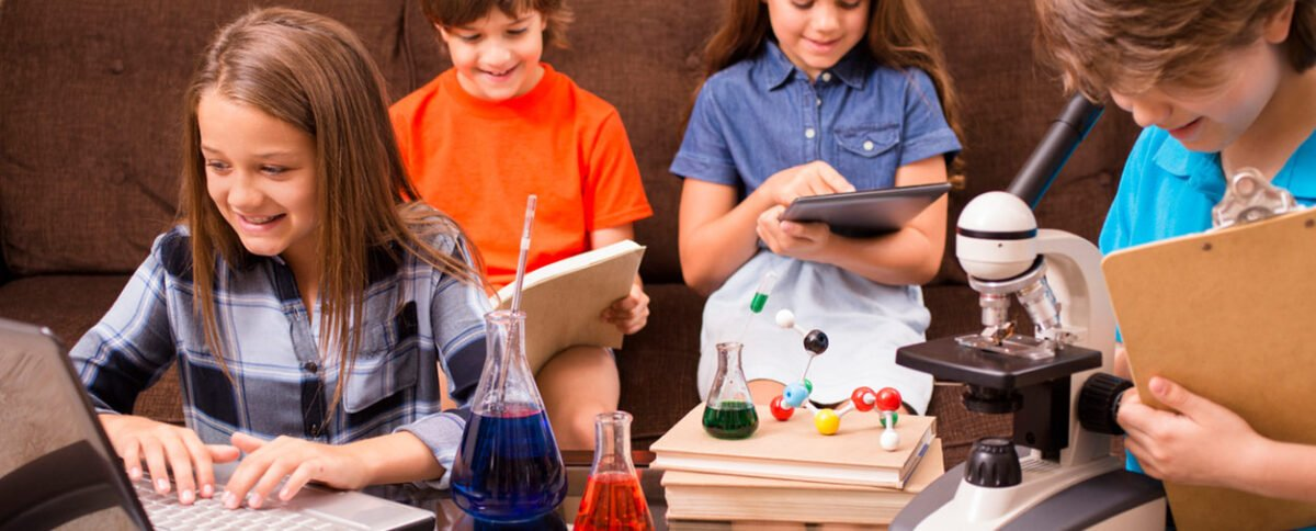 Free STEM/STEAM Activities for Learning from Home During COVID-19