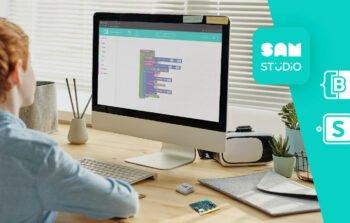 SAM Labs Releases SAM Studio
