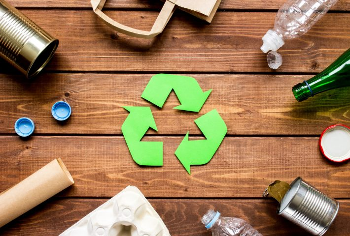 10. Reduce, Reuse, Recycle