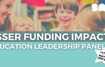 ESSER Funding Impact: Education Leadership Panel Webinar