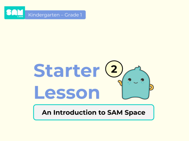2. An Introduction to SAM Space
