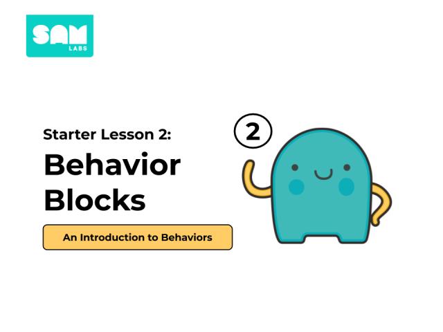 2. An Introduction to Behaviors