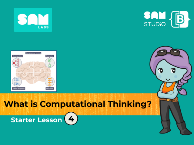 4. What is Computational<br> Thinking?