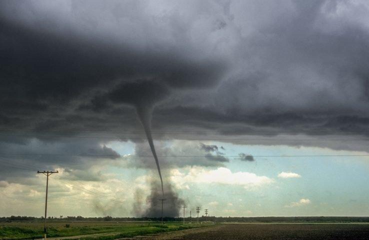 9. The Tornado