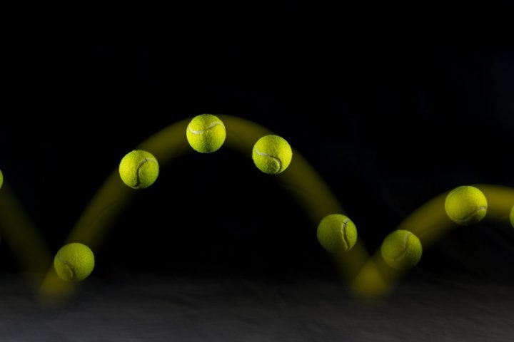 5. Ball Toss