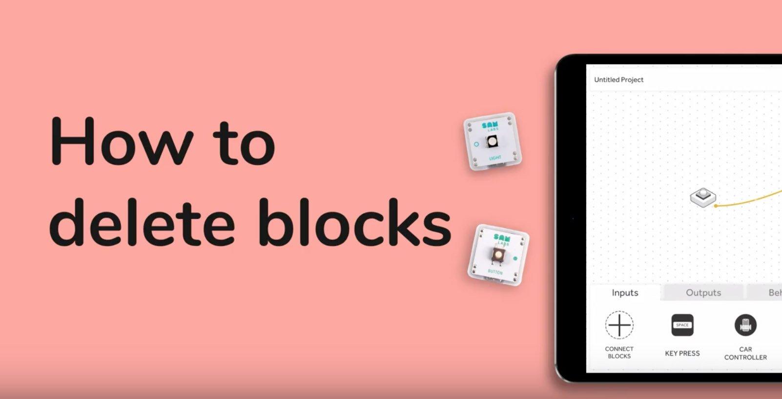 Delete Blocks