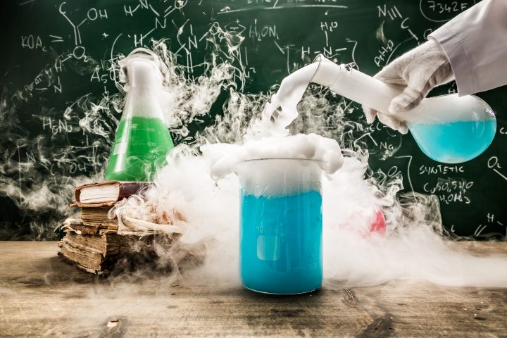 9. Mixing Substances