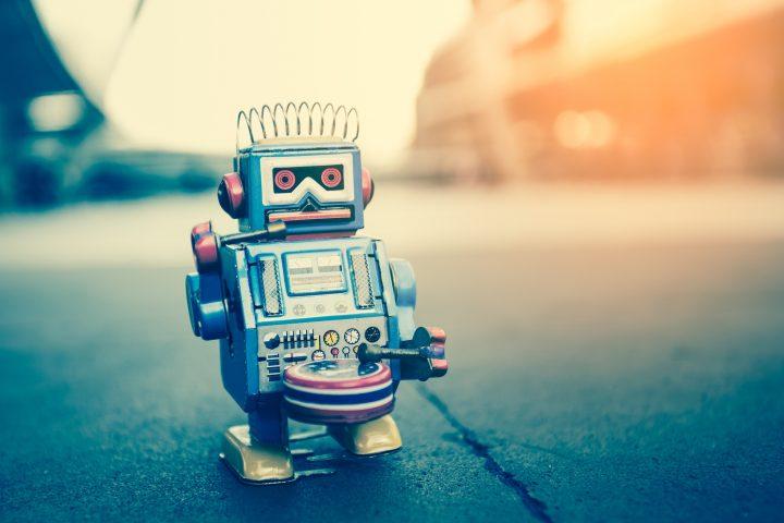 9. Robot Walker
