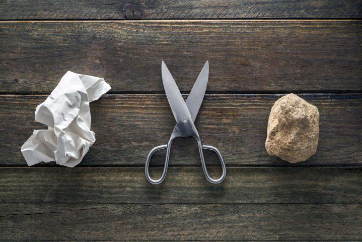 5 - Rock, Paper, Scissors